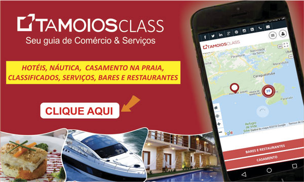 TamoiosClass - Seu Guia de Comércio e Serviços no Litoral Norte SP